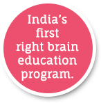 India's First Right Brain Education Program